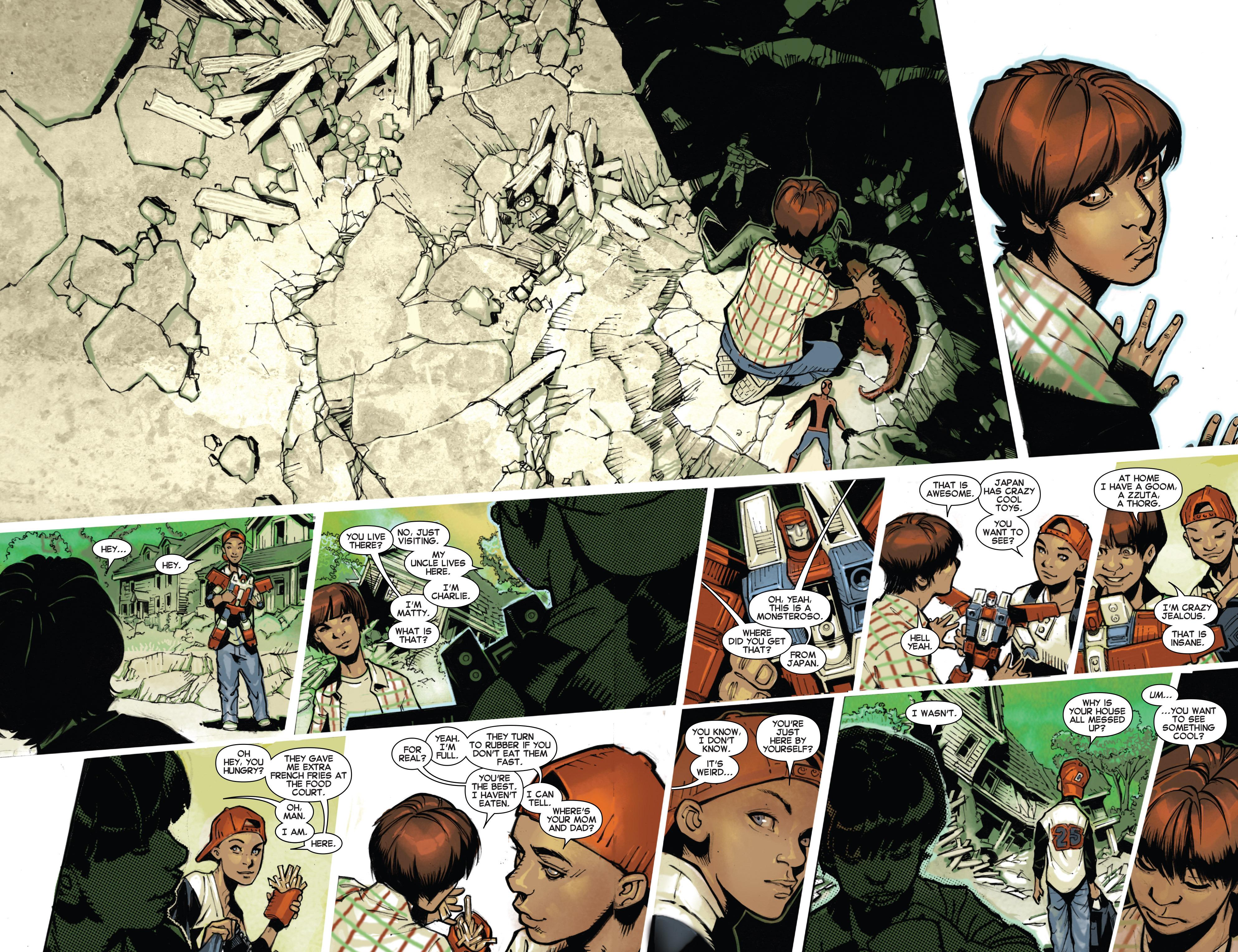 Read online Uncanny X-Men (2013) comic -  Issue # _TPB 4 - vs. S.H.I.E.L.D - 129