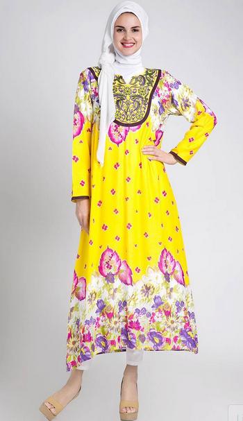 Busana Muslim Trendy Untuk Perempuan Hamil