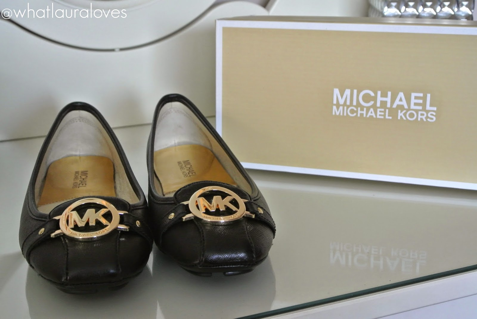 1087bb2db33 Michael Kors Fulton Flats House of Fraser ...
