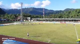 Hasil Perseru vs Persib Bandung 0-0