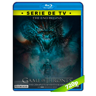 Juego de tronos (2017) Temporada 7 Completa BRRip 720p Audio Dual Latino-Ingles