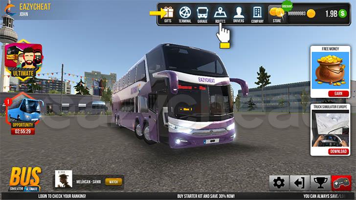 Bus Simulator : Ultimate 1.2.5 Unlimited Money Unlimited Money