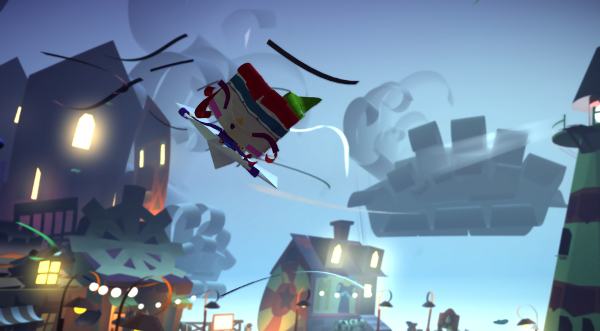 Tearaway Unfolded, PS 4 Game analysis
