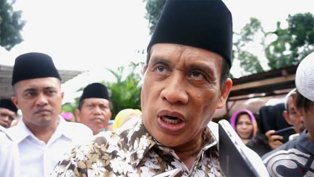 Jika Kriminalisasi Ulama tidak dihentikan, Romo Syafii Ancam Cabut Mandat Presiden Jokowi