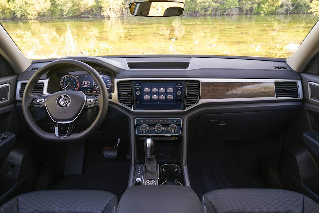 Volkswagen Atlas 2018 - Interior