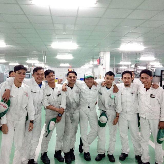 Informasi Loker Baru Untuk SMA/SMK di PT Honda Precision Parts Manufacturing (HPPM) Cikampek-Karawang