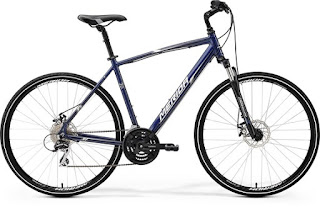 Stolen Bicycle - Merida Crossway 20