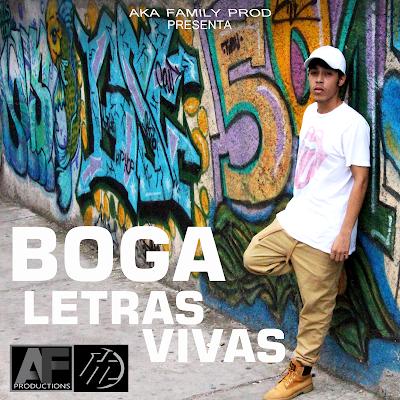 Boga - Letras Vivas (Honduras)
