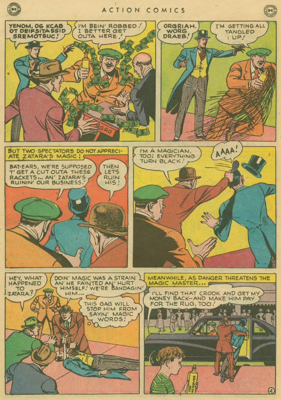 Action Comics (1938) 125 Page 30