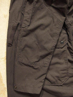 "Engineered Garments ""Over Parka - Nyco Ripstop"""