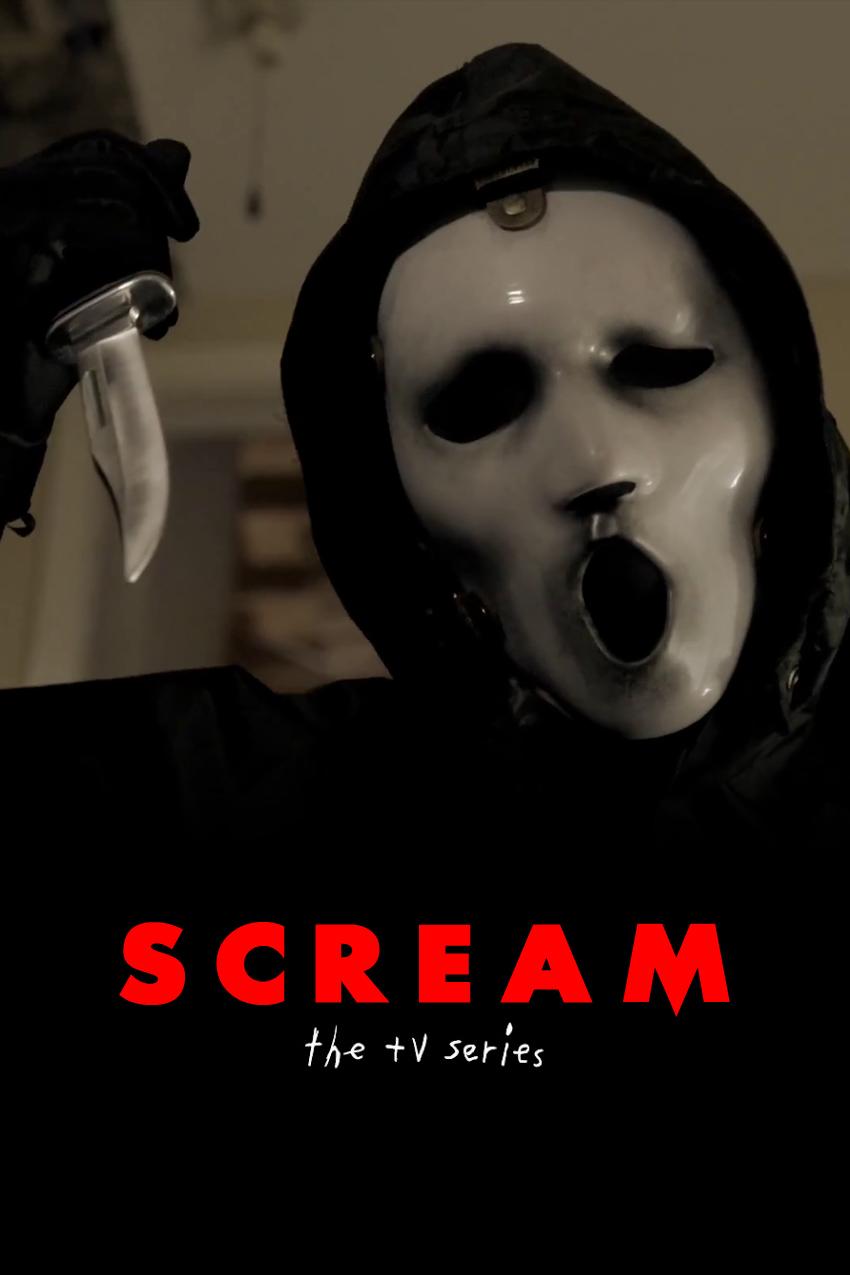 SCREAM | Poster Promozionali Prima Stagione / Season 1 ...