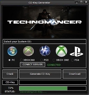 The Technomancer Key Generator (Free CD Key)
