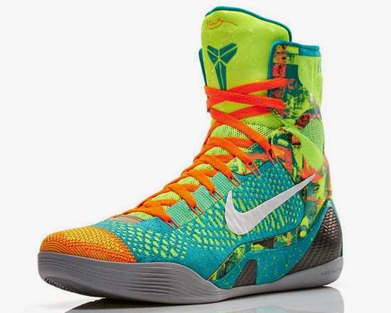 separation shoes 54ee0 1d45e After releasing exclusively overseas a few months ago, many believed that  this Nike Kobe 9 Elite was not going to come to the US.