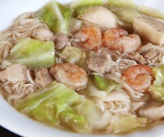 Resep Misua Tiram khas Taiwan Praktis Dan Sederhana