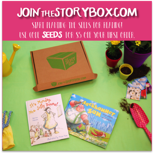 the story box subscription box