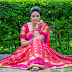 Sreemukhi Latest Half Saree Photoshoot