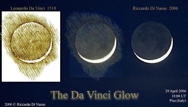 O Brilho de Da Vinci - The Da Vinci Glow - Riccardo Di Nasso