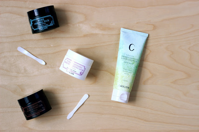Caolion #PerfectPores Kit
