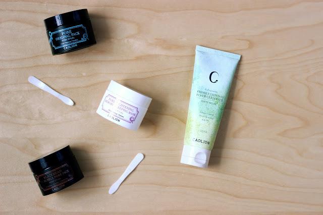 Caolion #PerfectPores Kit