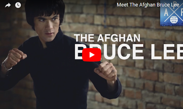 Bruce Lee Is Alive? Meet The Afghan Bruce Lee Who Is Spinning The World With His Kung Fu