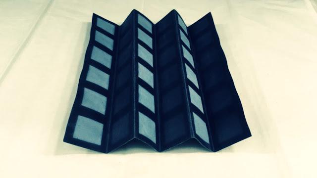 Teknologi Baterai Ramah Lingkungan Sederhana, baterai kertas