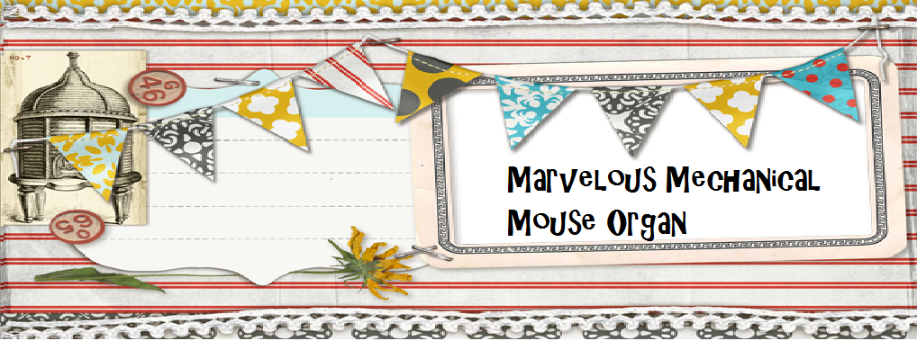 Marvelous Mechanical Mouse Organ