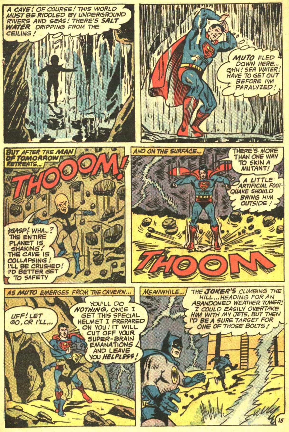 Read online World's Finest Comics comic -  Issue #166 - 20