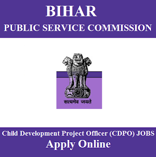 Bihar Public Service Commission, BPSC, Graduation, Child Development Project Officer, CDPO, BIhar, freejobalert, Sarkari Naukri, Latest Jobs, bpsc