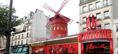 Moulin Rouge, Paris, We'll Always Have Paris