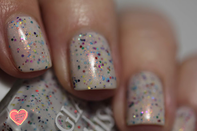 Glam Polish Heffalumps And Woozles swatch by Streets Ahead Style