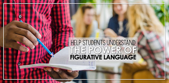 Lessons and activities for teaching figurative language