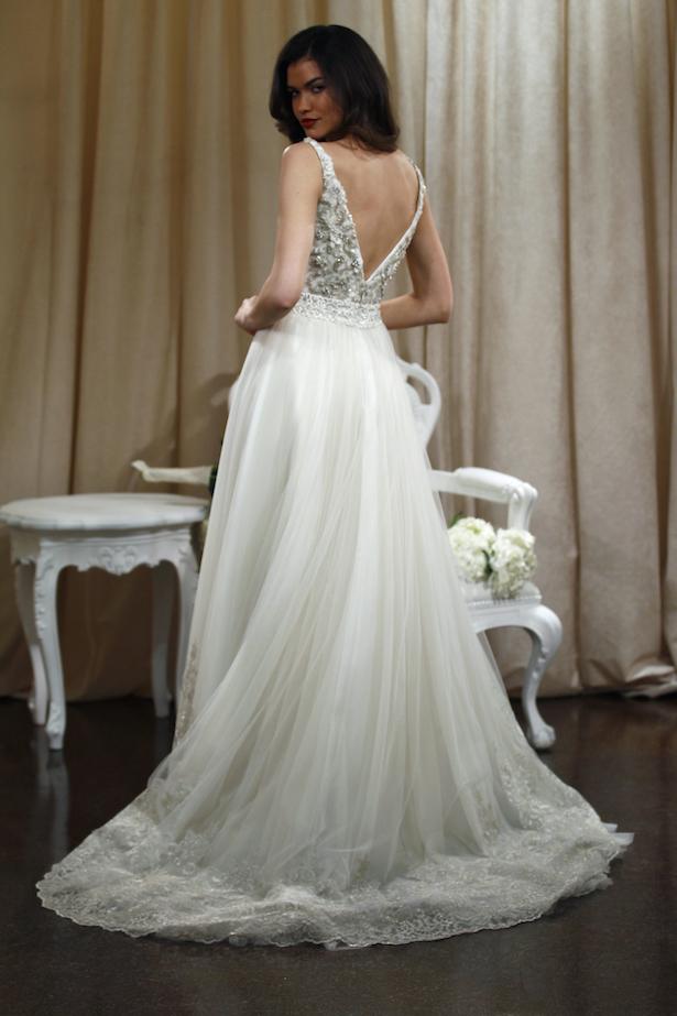 grandiosos vestidos de novias | colección badgley mischka | somos novias