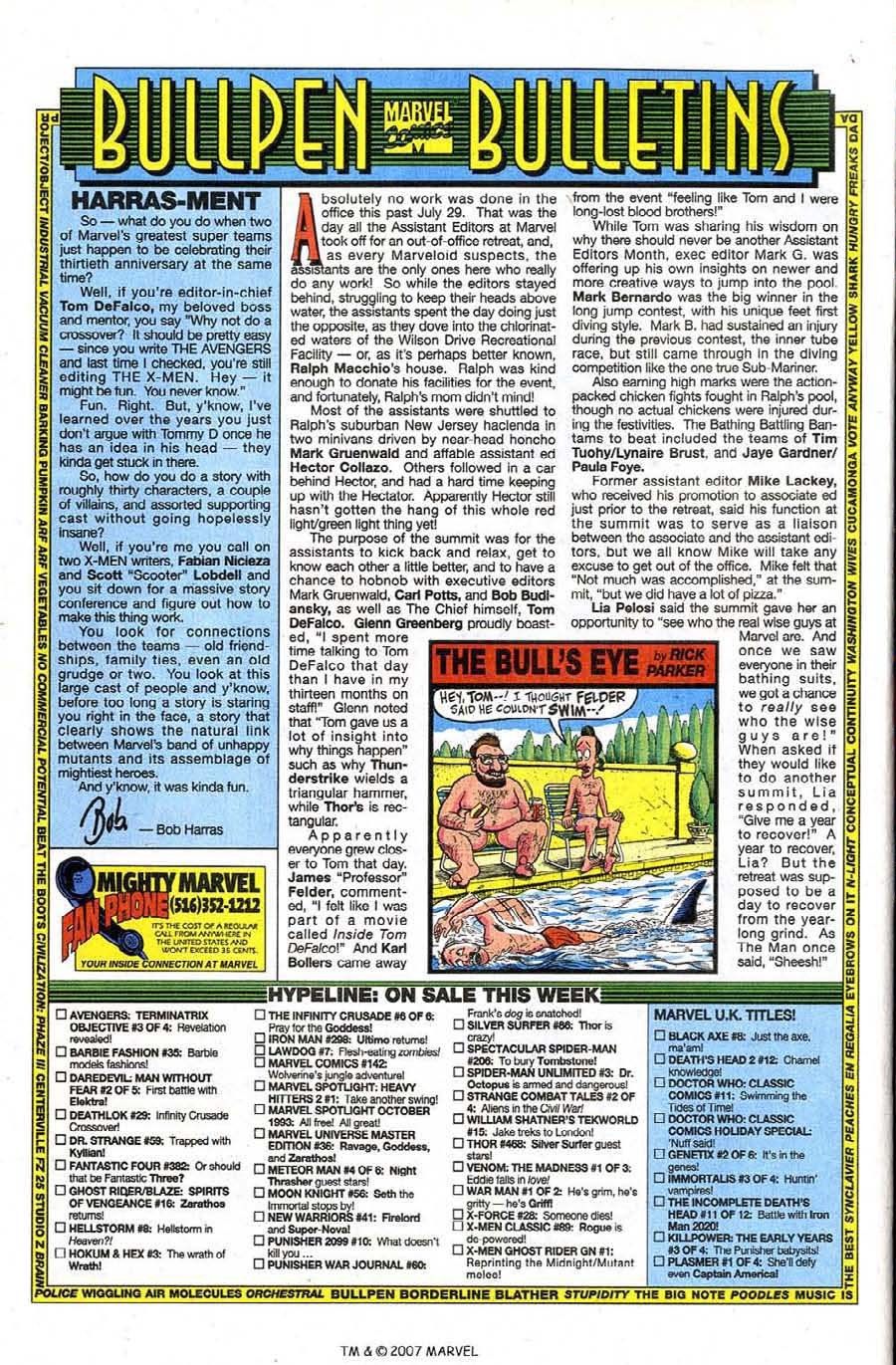 Read online Silver Surfer (1987) comic -  Issue #86 - 26