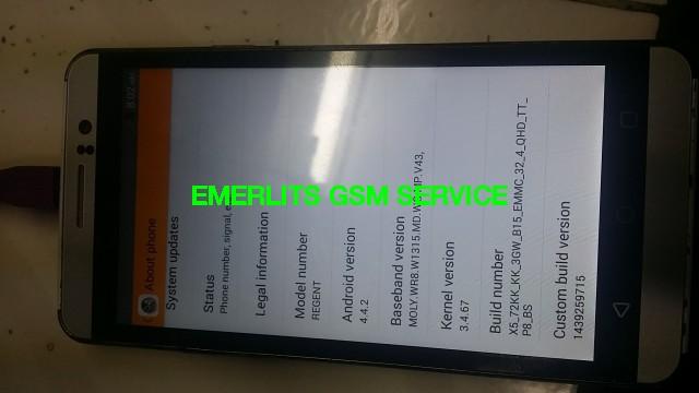 BS Mobile REGENT Firmware ROM - Emerlits Gsm Service