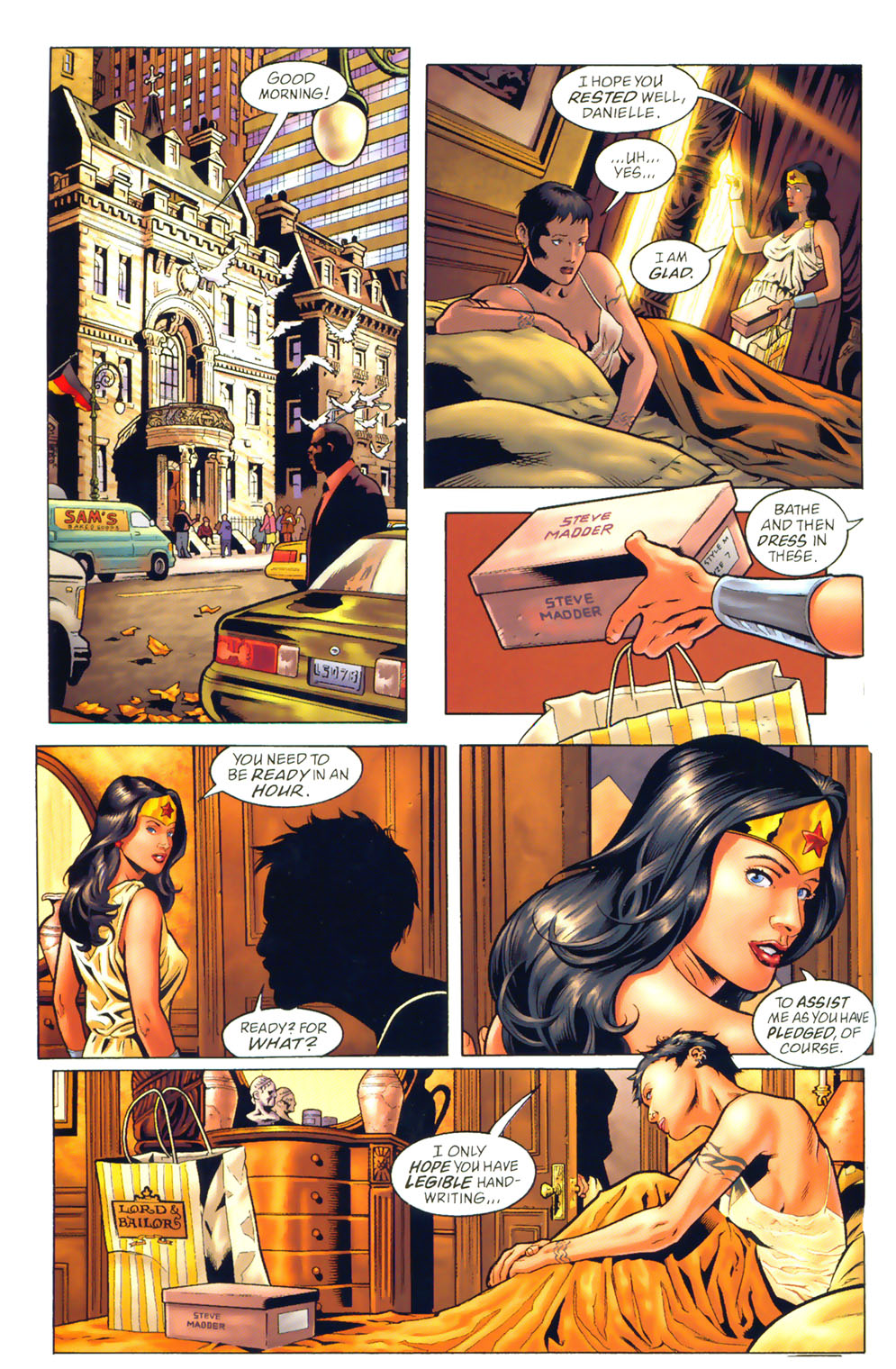Read online Wonder Woman: The Hiketeia comic -  Issue # Full - 50