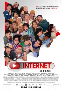 Capa do Filme Internet: O Filme
