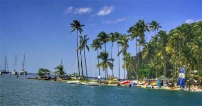 ✓ 10 Islas del Caribe poco comunes   para ir de Viaje