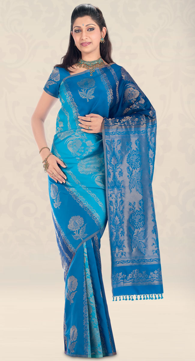 Sparkling Fashion Most Beautiful Women: Sparkling Fashion: Classic Silk Sarees