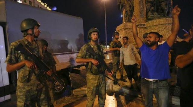 Aksi Kudeta Di Turki, Mengapa Terjadi ? Ini Penjelasan Ust. Mashurin