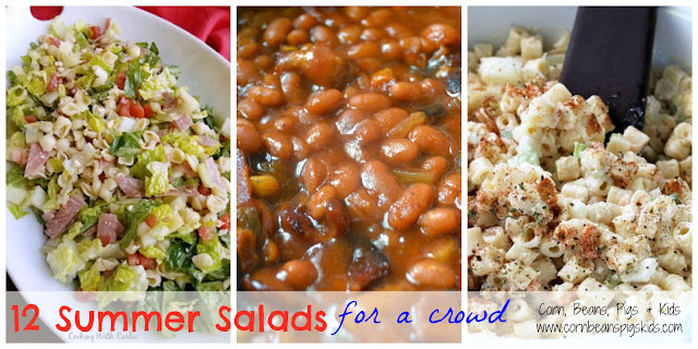 12 Summer Salads for a Crowd