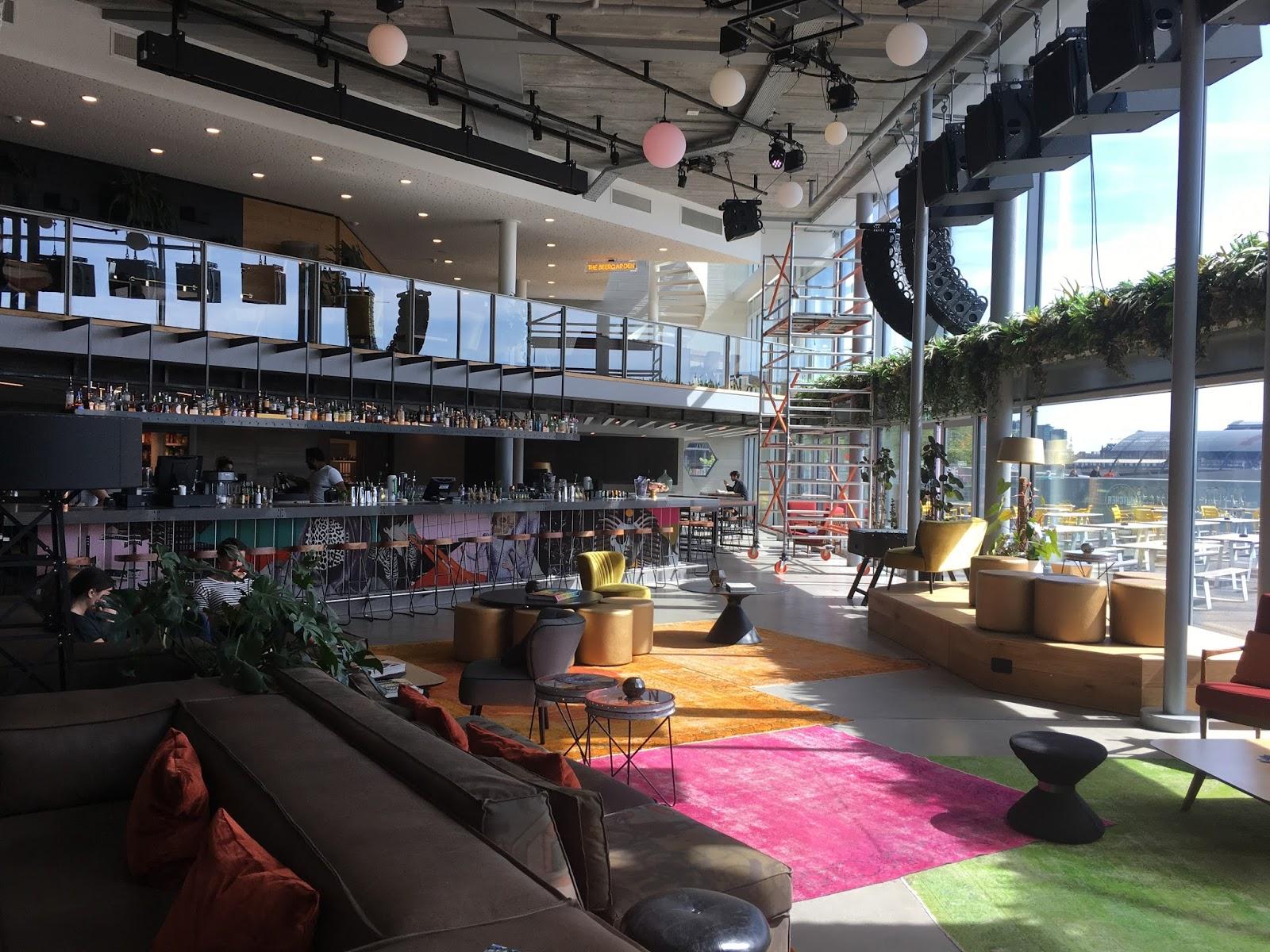 Hoteltraum geheimtipp sir adam hotel amsterdam niederlande for Design hotel niederlande
