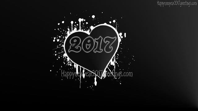 2017 New Year Love Wallpapers Download Free
