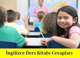 5.Sınıf İngilizce Ders Kitabı Cevapları