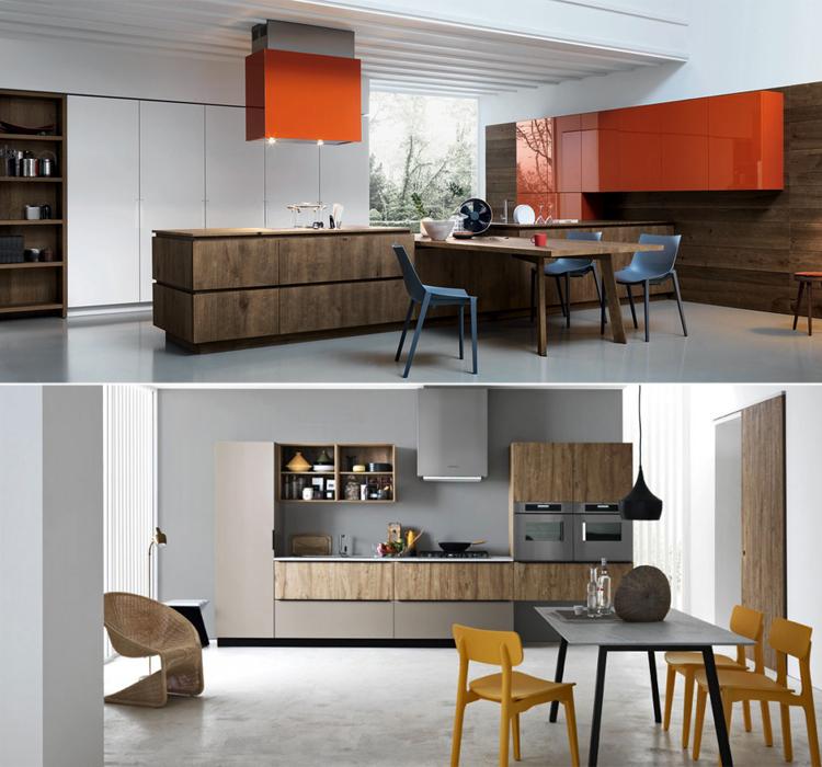 cucina a vista: idee per arredare casa: blog arredamento interior ... - Arredare Cucina A Vista