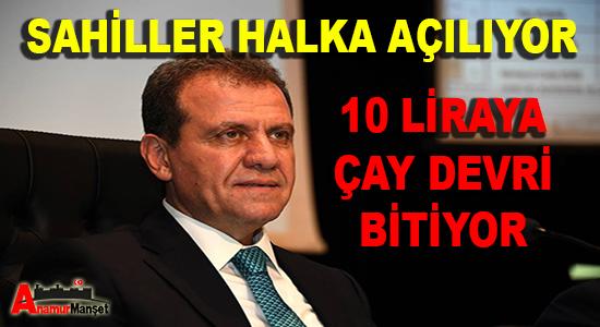 Anamur Haber, Vahap Seçer, Mersin Büyük Şehir Belediyesi,