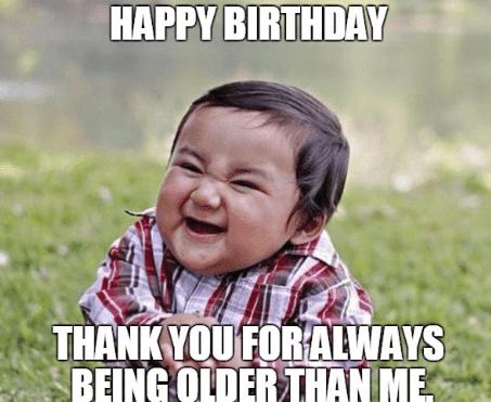 160 Funny Happy Birthday Girl Meme 2019 Fat Hey Teenage