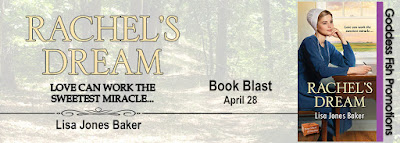 #Excerpt: Rachel's Dream by Lisa Jones Baker