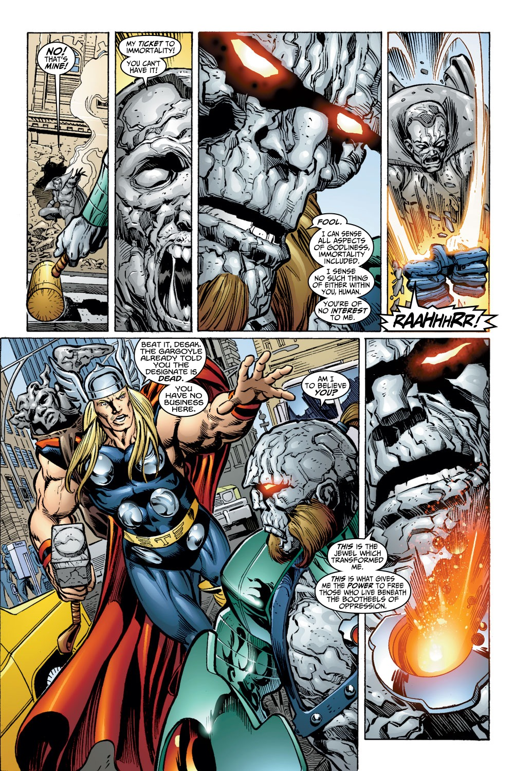 Thor (1998) Issue #48 #49 - English 7