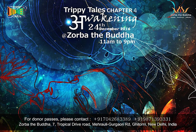 Trippy Tales invites you to Chapter 4 - अwakening