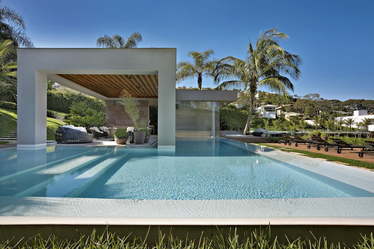 A nova tend ncia piscinas de areia beaches projetos de for Estilos de piscinas